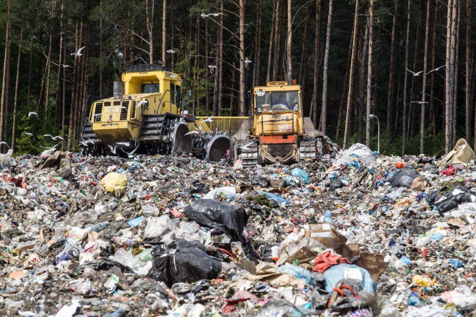Valstybės kontrolė: Lietuvoje daugėja pavojingų atliekų