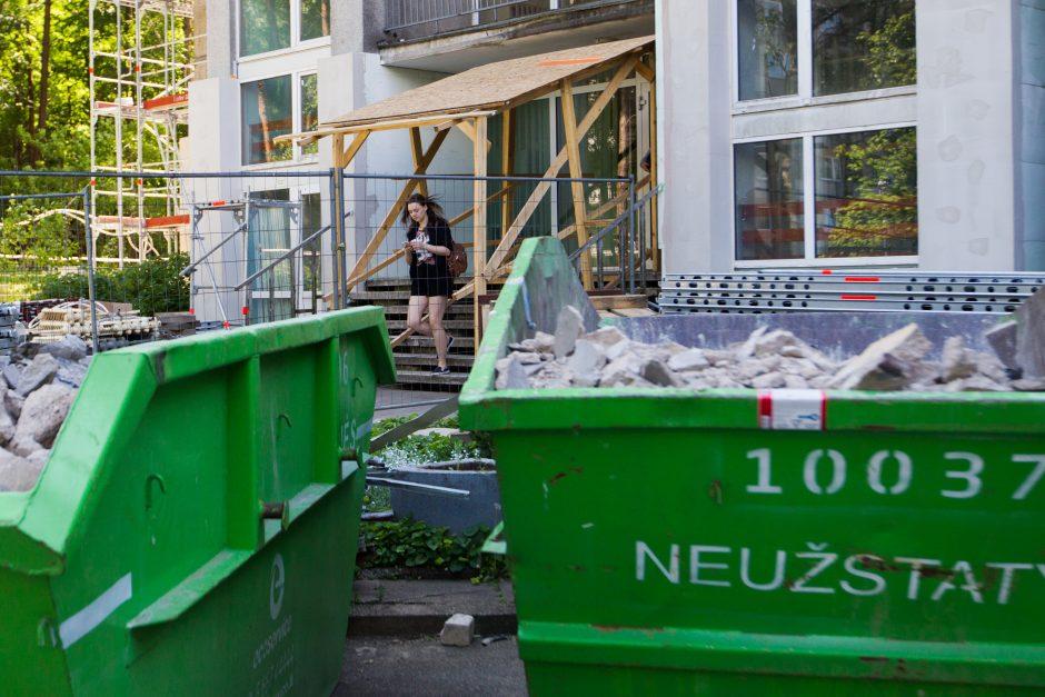 Savivaldybių pastatų renovacijai ketinama skirti 37 mln. eurų