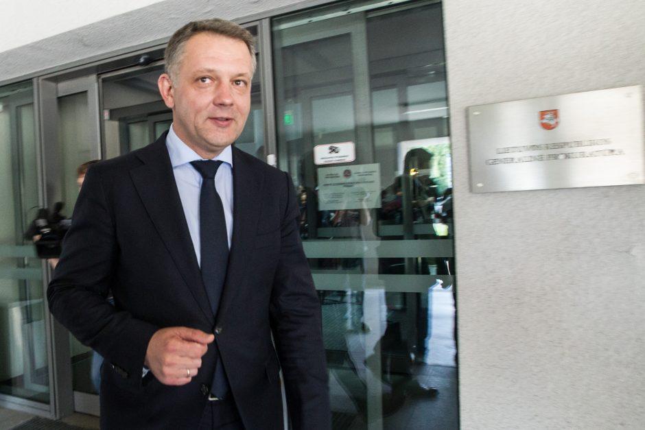 V. Landsbergis: E. Masiulis turėjo prezidentės pasitikėjimą ir jį pardavė