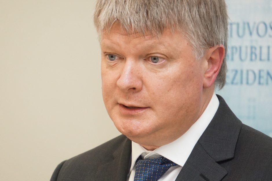 Aplinkos ministras: iš pareigų atšauki visi iki šiol dar dirbę urėdai