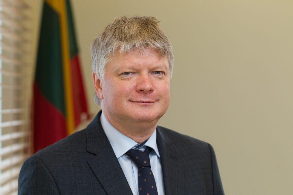 Aplinkos ministras: Lietuva jaučia EK palaikymą dėl Astravo AE