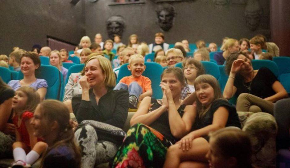 """""""Skalvijos"""" kino centre – savaitgalis mažiesiems"""