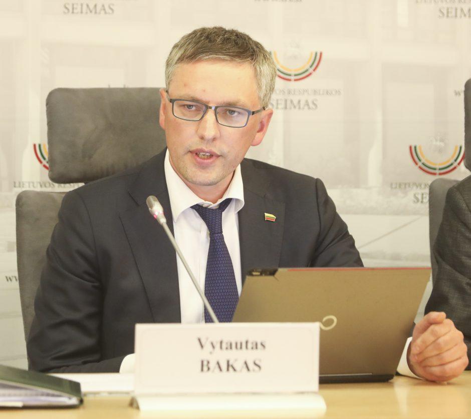 """""""Valstiečiai"""" teiks pasiūlymą dėl naujos komisijos politikų veiklai ištirti"""