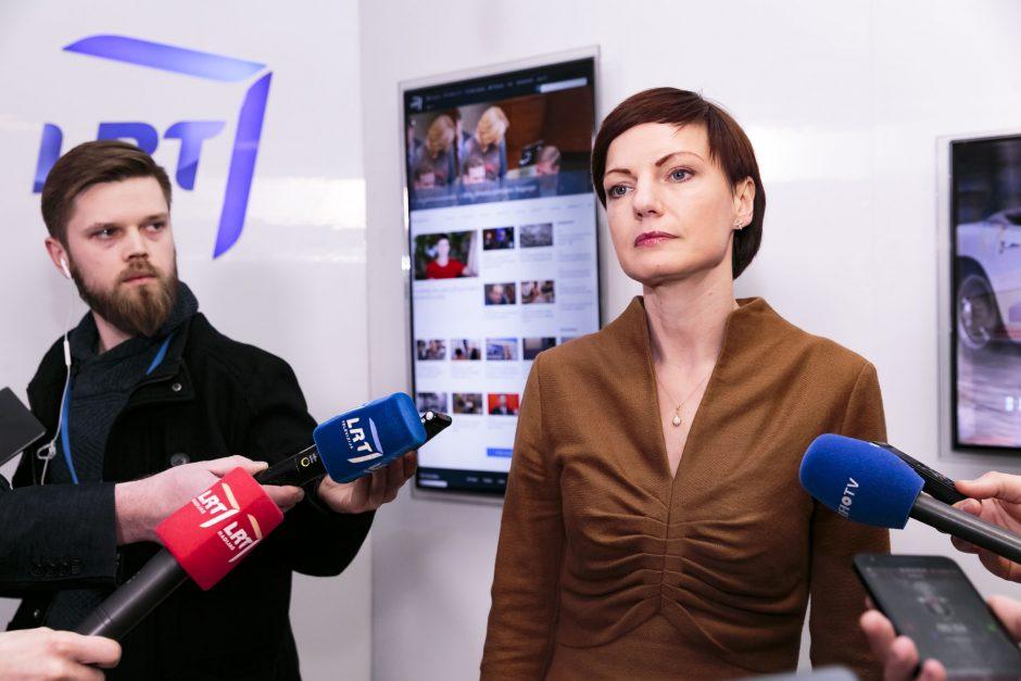 LRT dėl grėsmės nepriklausomumui kreipėsi į Europos transliuotojus
