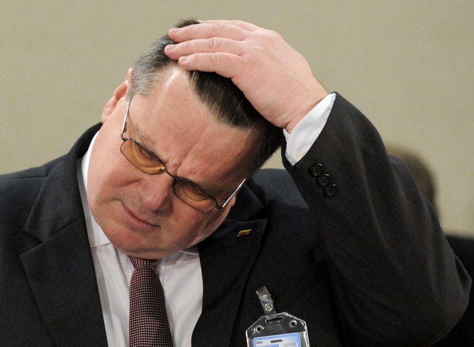 L. Linkevičius: sankcijos Rusijai turėtų būti plečiamos