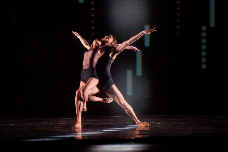 Laiko ženklai Lenkijos nacionalinio baleto gastrolėse LNOBT