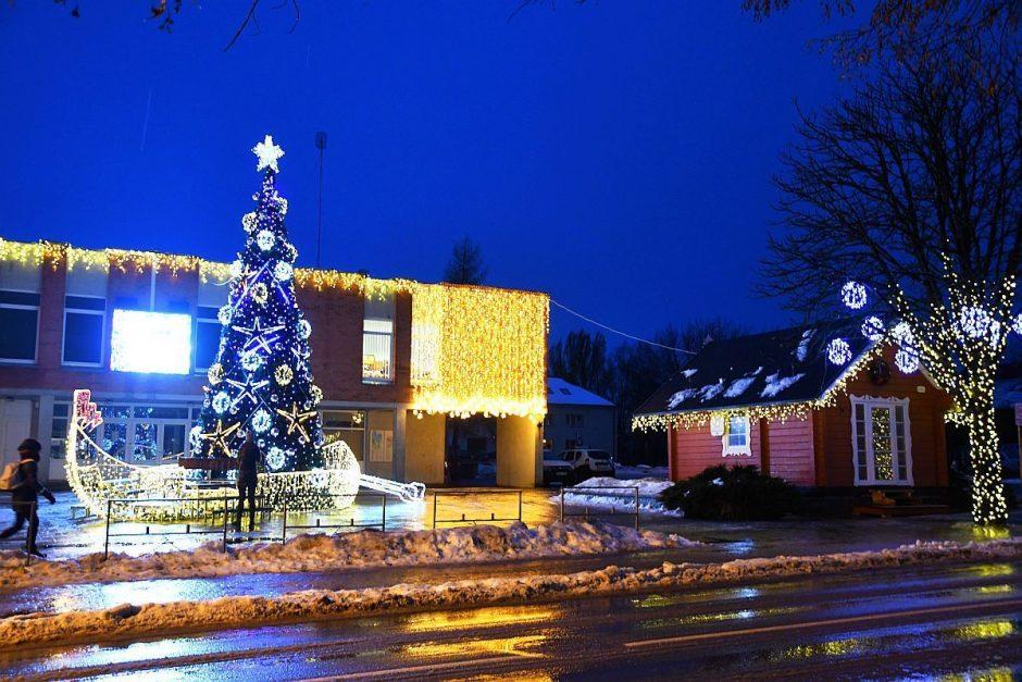 Kalėdos Trakuose: šokolado kelias nuo Gedimino bokšto iki Trakų pilies