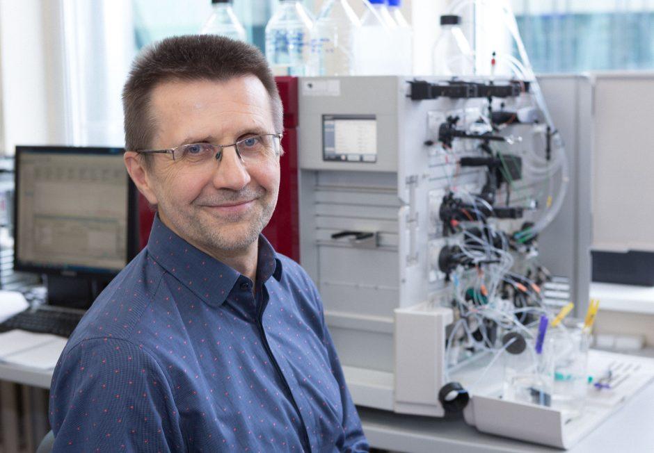 """VU profesoriui V. Šikšniui už """"genų žirklių"""" atradimą – Kavli premija"""