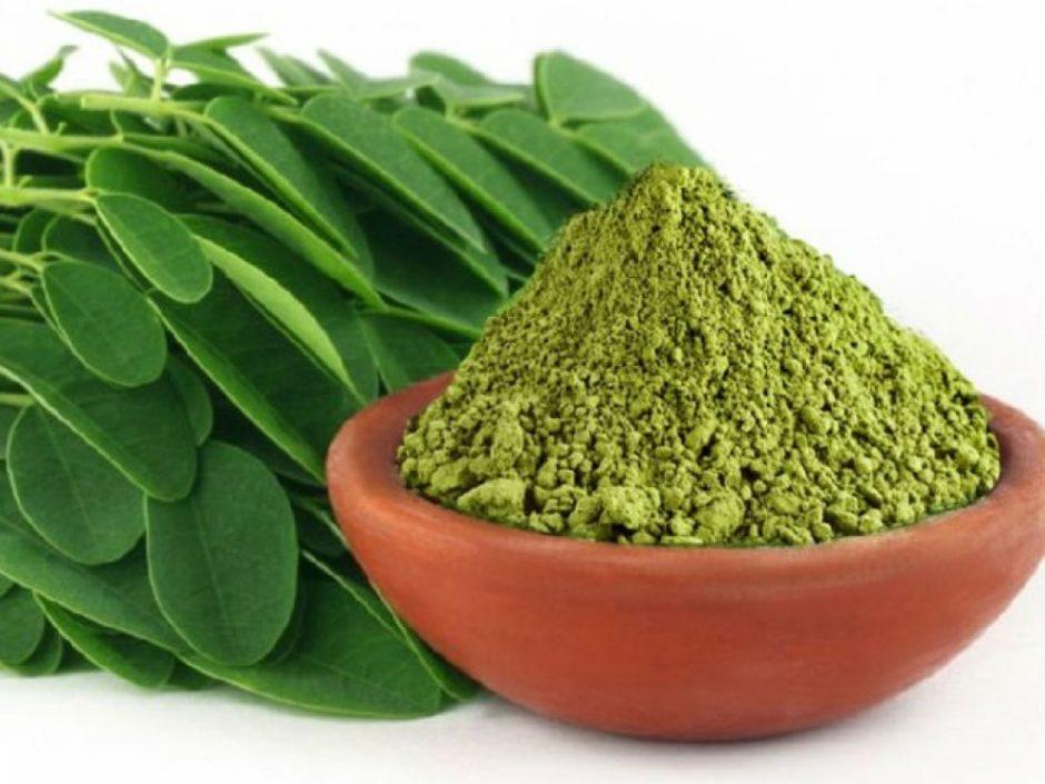 Aliejinė moringa: antioksidantų šaltinis (receptai)