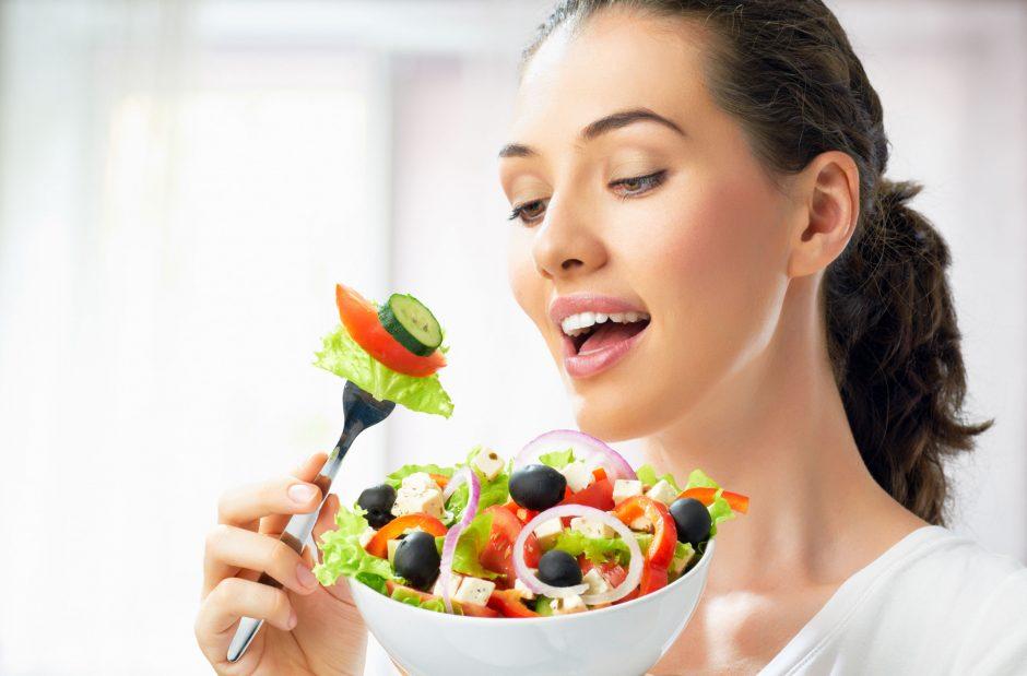 Nauji įpročiai pavasarį padės maitintis sveikiau (receptai)