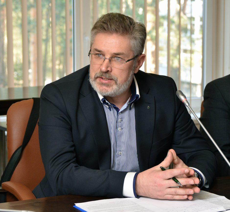 Išrinkta nauja Vilniaus Gedimino technikos universiteto taryba