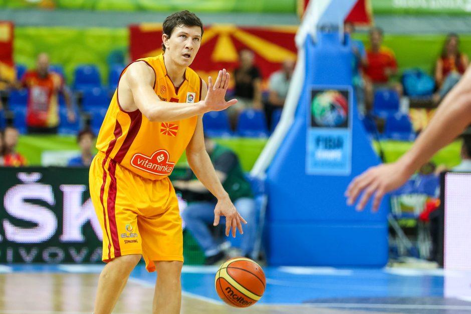 Juodkalnijos krepšininkai po permainingos kovos palaužė makedonus, šie pateikė protestą <span style=color:red;>(kiti rezultatai)</span>