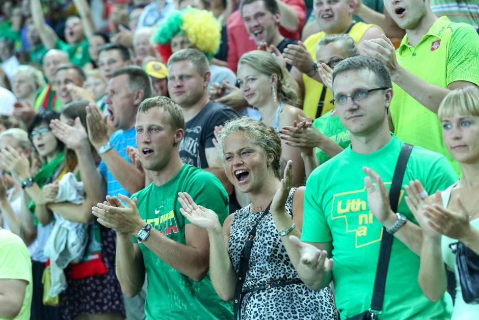 Lietuvos krepšininkai siekia dar kartą parklupdyti belgus