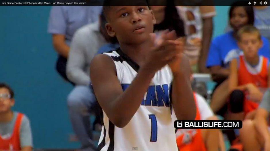 Ūgtelėjęs dešimtmetis fenomenas ruošiasi debiutui NBA