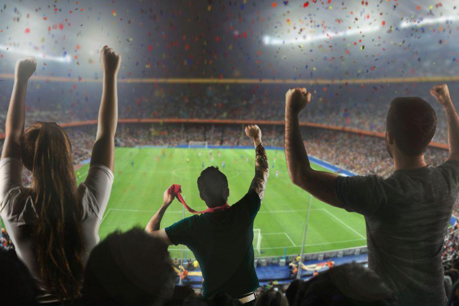 Spėti futbolo varžybų rezultatams – pirmoji sportinė loterija Lietuvoje