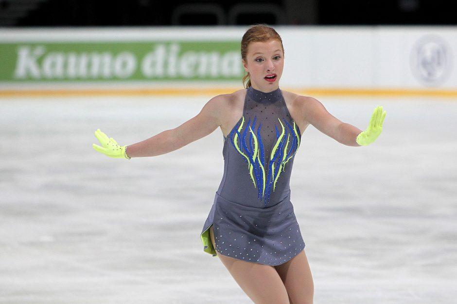 """""""Amber Cup"""" startas: lietuvės saviškių nenuvylė"""