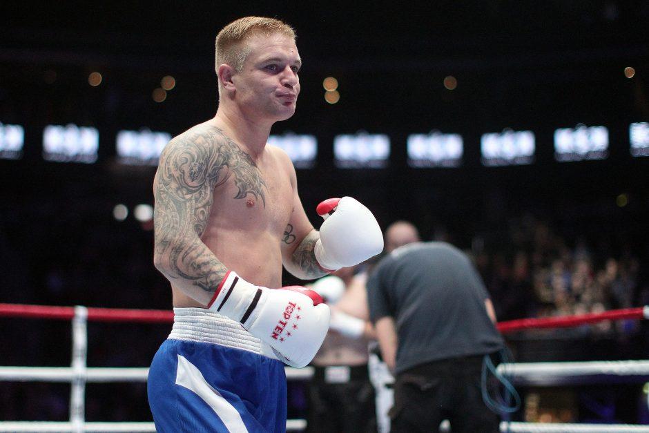 """""""Dream Boxing"""" turnyras Kaune"""