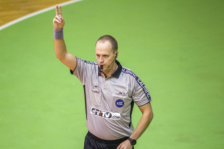 """""""Šviesos"""" rankininkai EHF Iššūkio taurėje eliminavo """"Granitą-Karį"""""""
