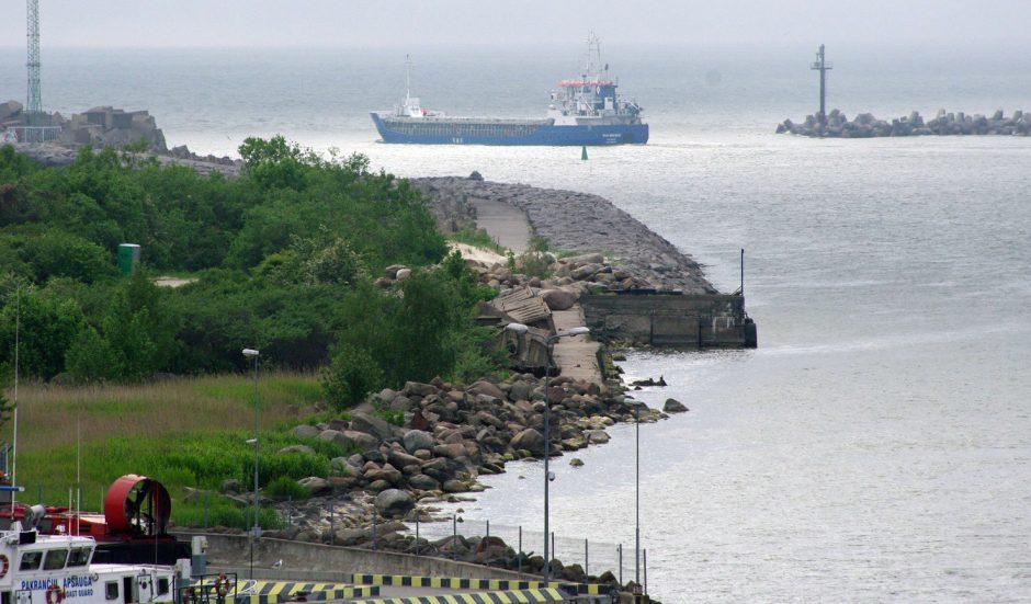 Uostas iš universiteto nori praktinės naudos