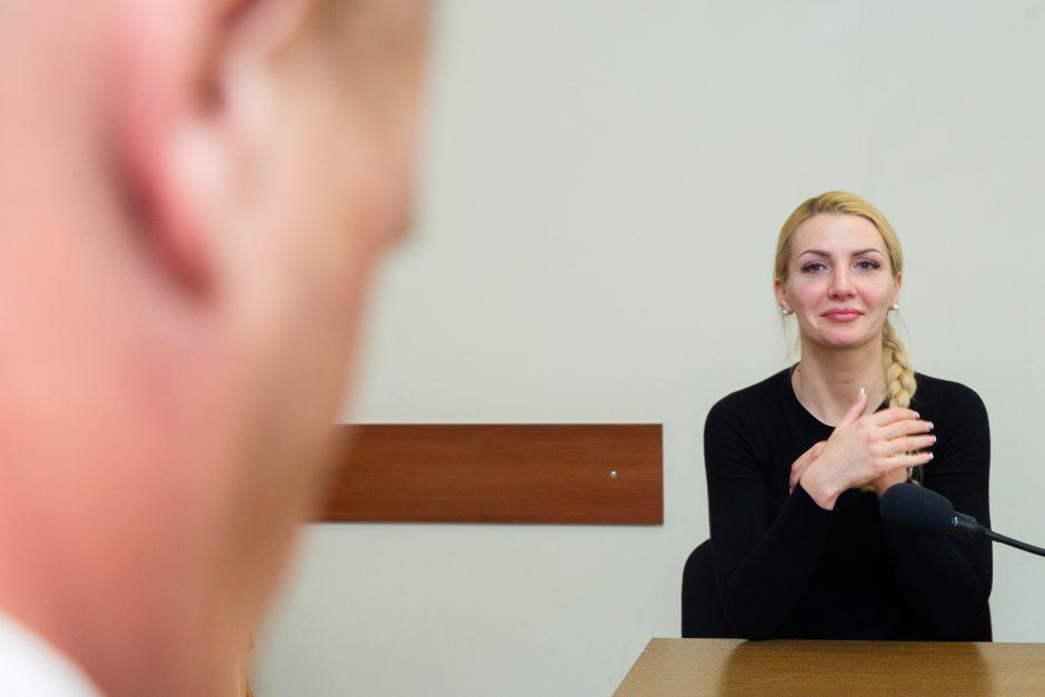 Teisme – Monikos ir Andriaus Šedžių skyrybų byla