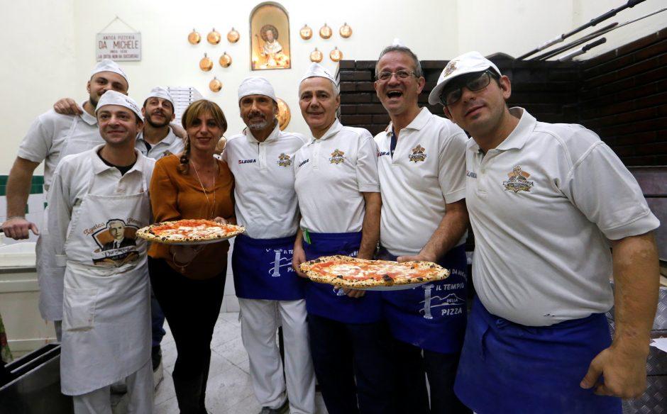 Neapolio žongliravimo picomis menas įtrauktas į UNESCO paveldo sąrašą