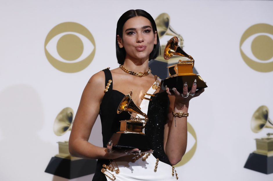 """Paaiškėjo, kas pelnė pagrindinį 2019-ųjų """"Grammy"""" apdovanojimą"""