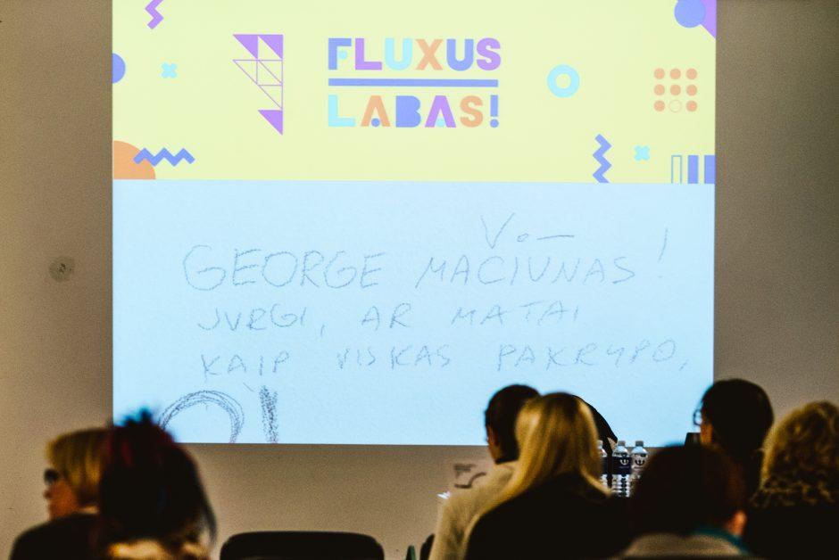 Kauno kultūrinį veidą keis Fluxus laboratorijos