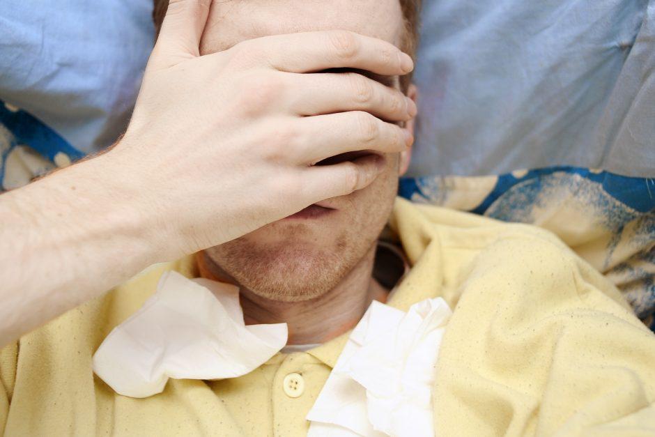 Visagine patvirtinti aštuoni tymų atvejai, sergančiųjų gali padaugėti