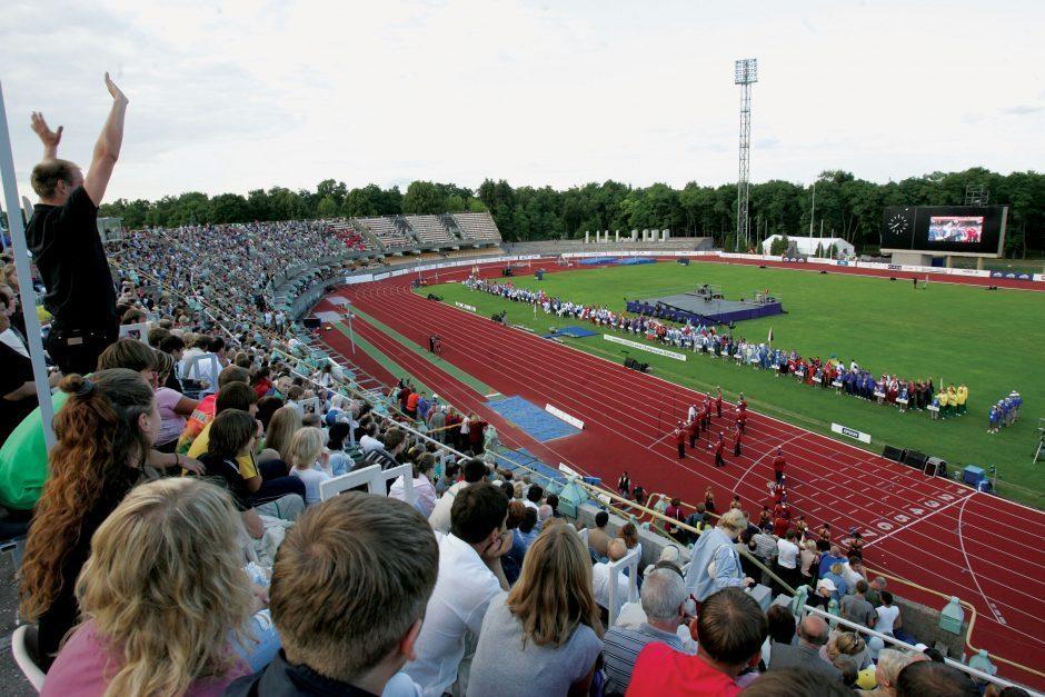 Įvertino Kauno galimybes rengti Europos jaunimo lengvosios atletikos čempionatą