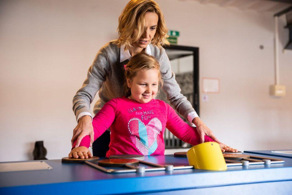 I. Kavaliauskaitę-Morkūnienę sujaudino vėžiu sergančios mergaitės optimizmas