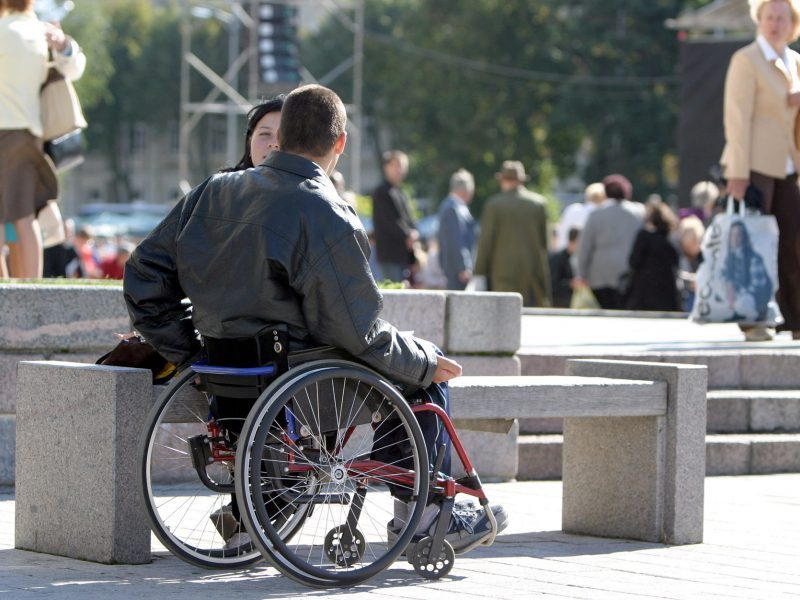 Reformuojant neįgaliųjų užimtumą planuojama keisti Užimtumo įstatymą