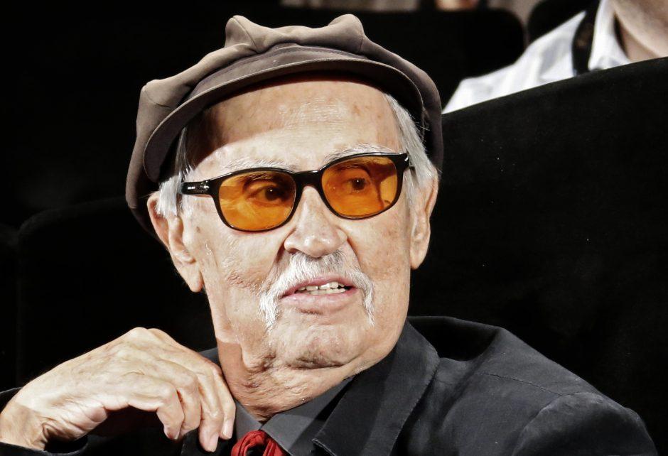 Mirė garsus Italijos kino kūrėjas