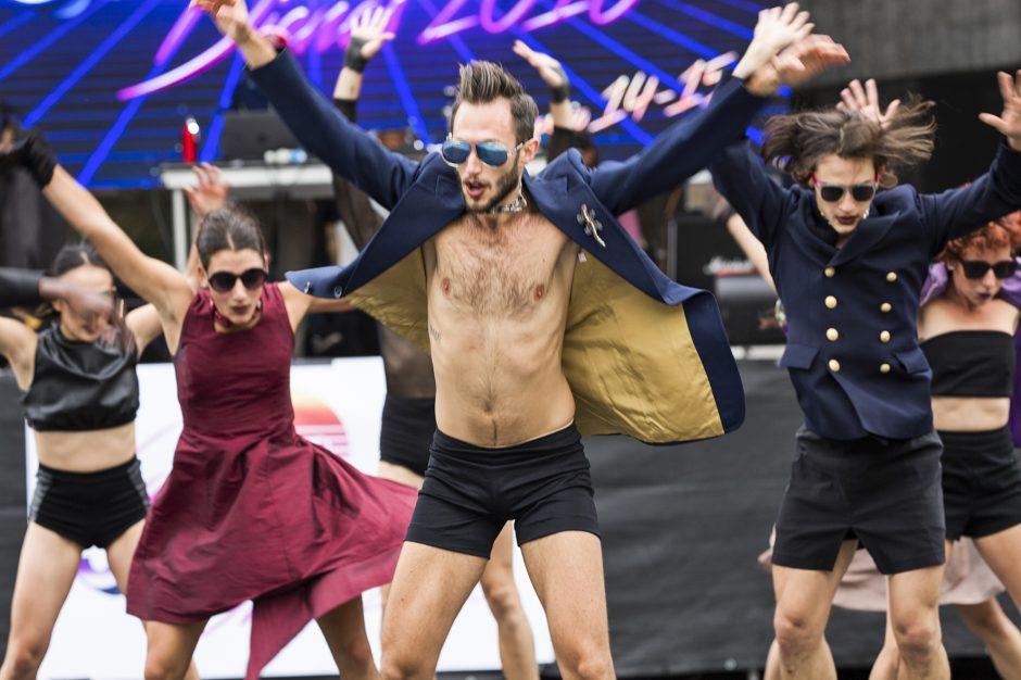"""Festivalis """"Naujasis Baltijos šokis"""" šiemet vyks net penkiuose Lietuvos miestuose"""
