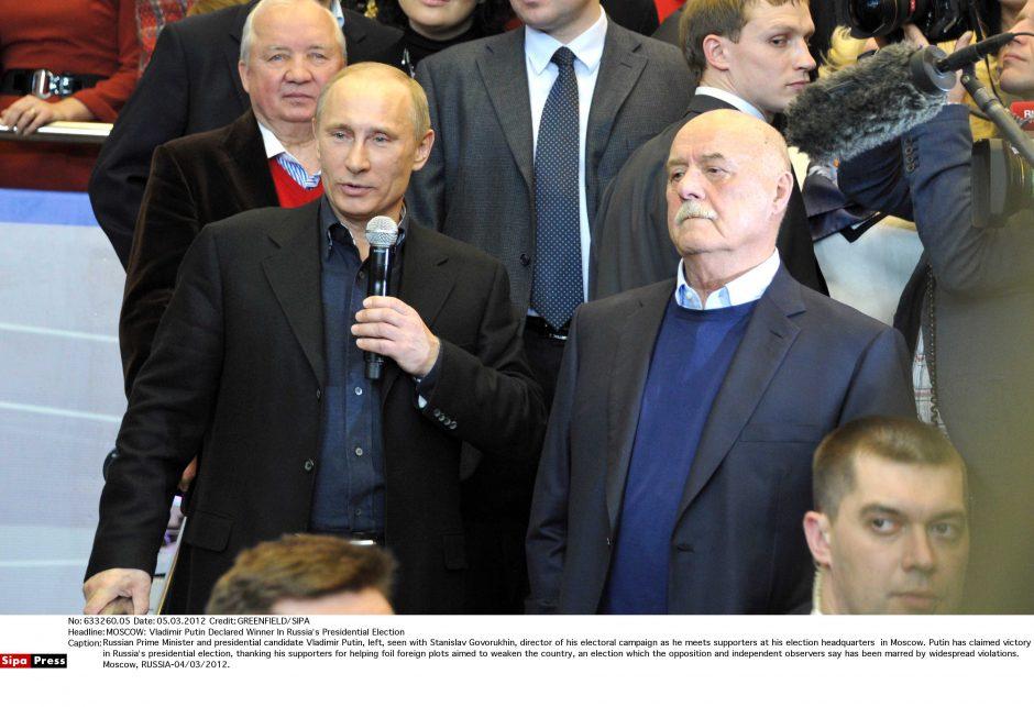 Mirė garsus sovietų kino režisierius S. Govoruchinas