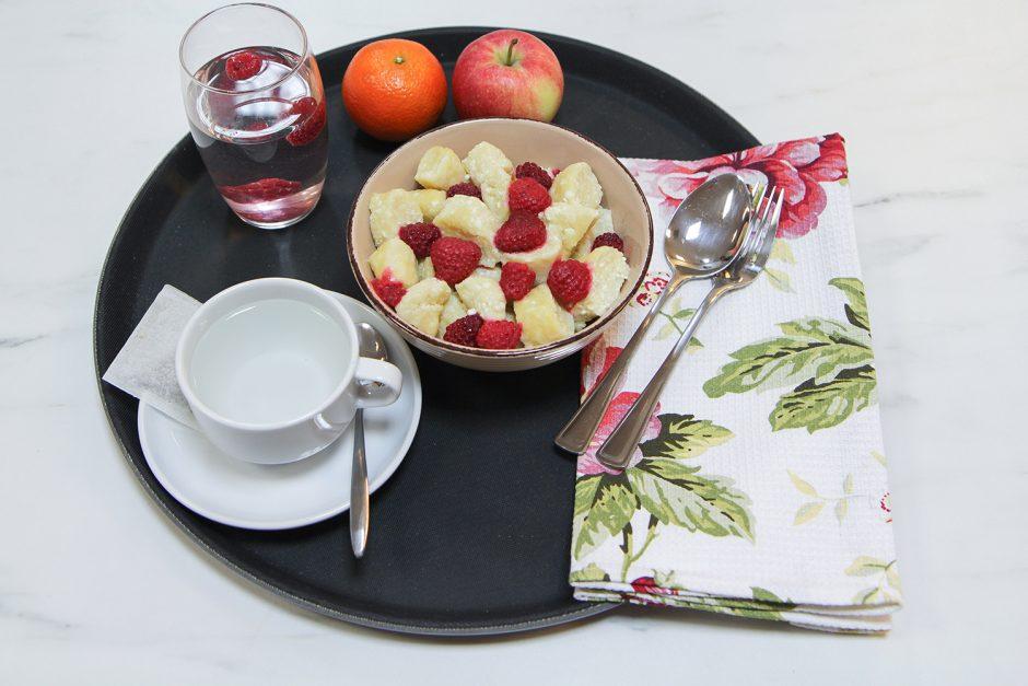 Kaip turėtų atrodyti sveika ir subalansuota vaiko vakarienė? (receptai)