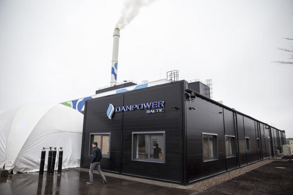 Vokietijos investicijos Lietuvoje skatina konkurenciją