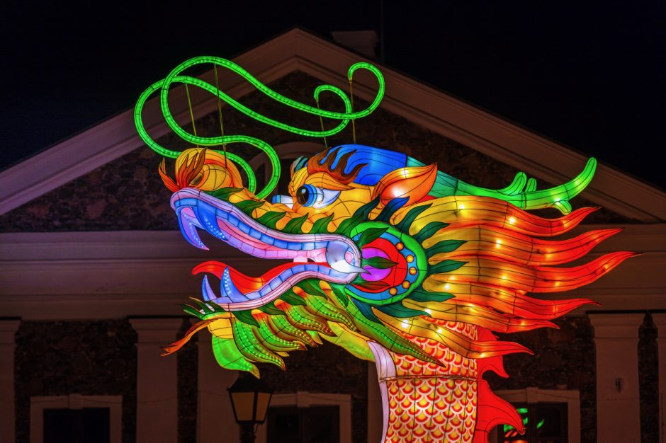 """Šviesų festivalis """"Didieji Kinijos žibintai"""": rekomendacijos vykstantiems"""