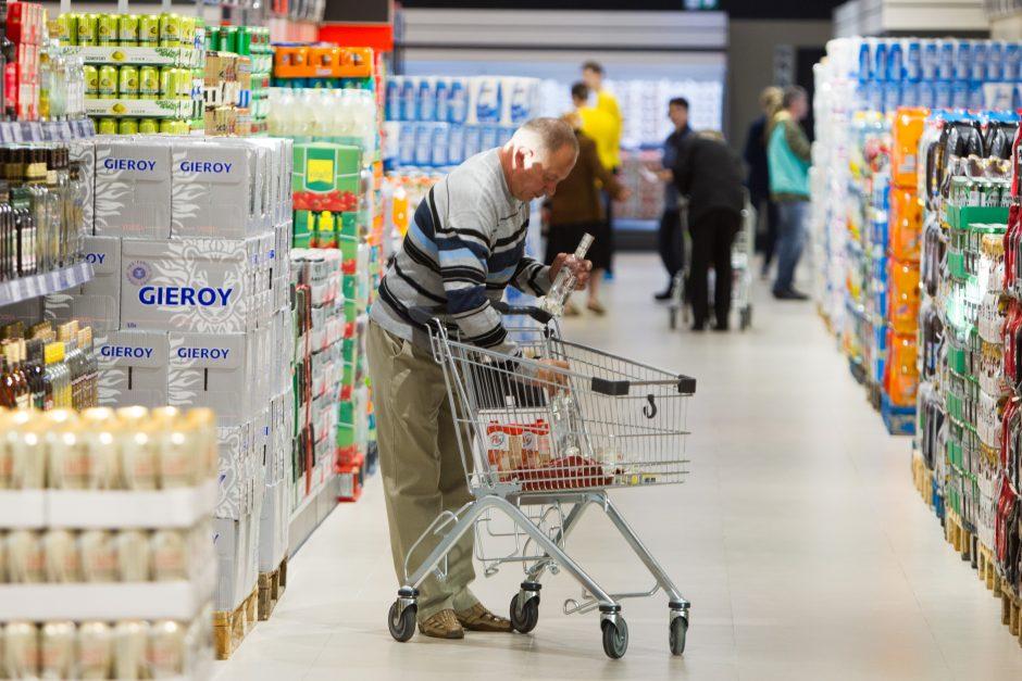 Vyriausybė sutinka didinti baudas už kenksmingus produktus (atnaujinta)