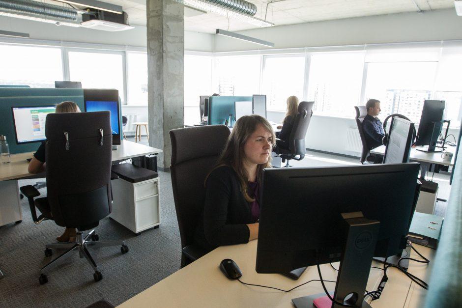 Kaip biure be sienų apsaugoti savo kompiuterį?
