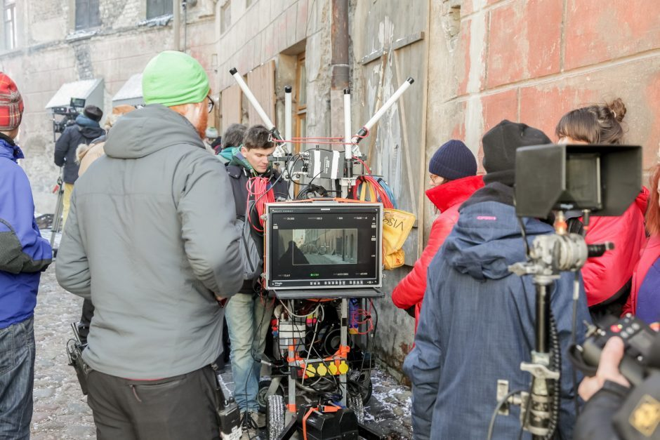 Seimas nusiteikęs tęsti lengvatą kino gamintojams