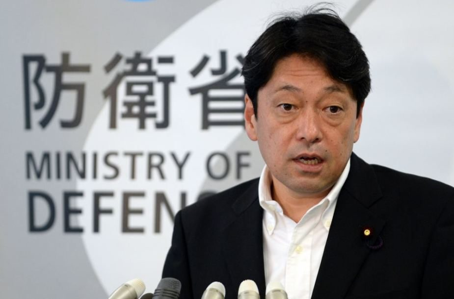 """Japonija: JAV ir Pietų Korėjos pratybos yra """"gyvybiškai svarbios"""""""