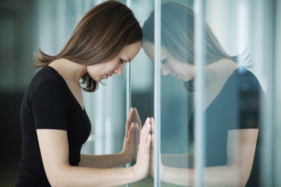 Psichoterapeutas: nuspaudus baimės mygtuką, argumentai ima neberūpėti
