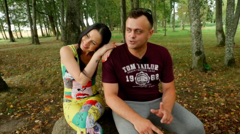 Televizijoje dukrai partnerio ieškanti L. Kazlauskienė pratrūko: išvadino storuliais