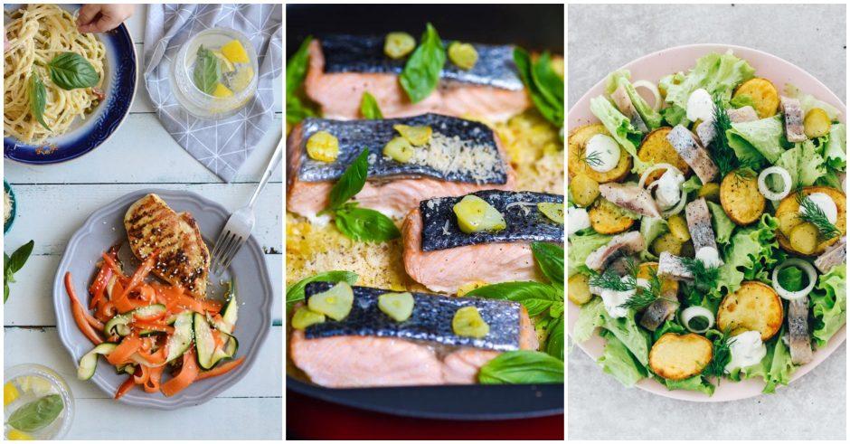 Pasaulinės maisto dienos proga – nebrangūs žinomų tinklaraštininkių receptai