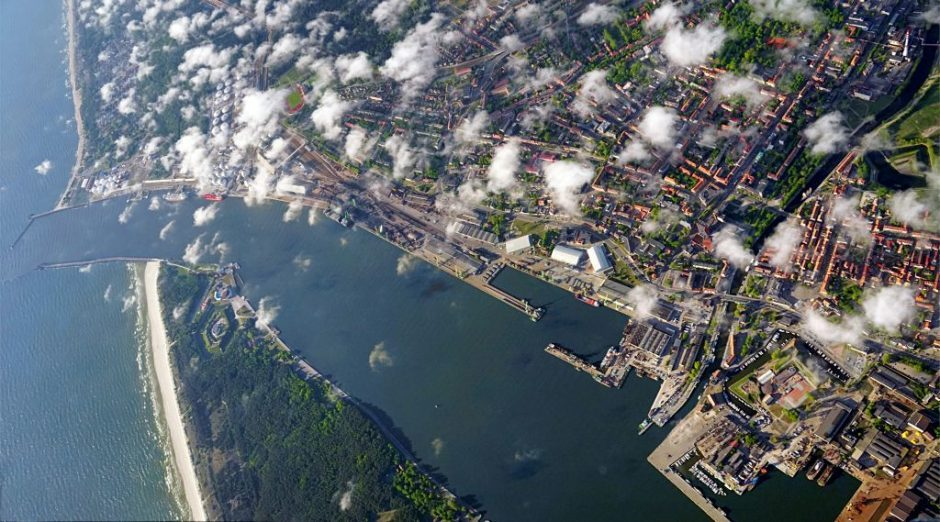 Klaipėdos regionas formuos plėtros strategiją