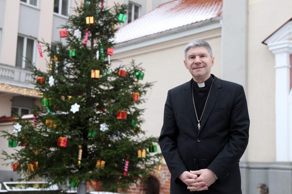Šv. Kalėdos: buvimas kartu yra didžiausia dovana
