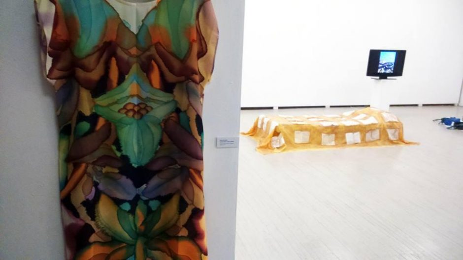 Tekstilės stilių jungtis ir įvairovė