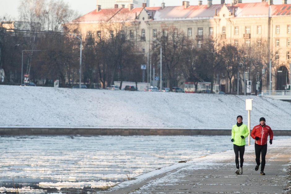 Žiemos sportas Lietuvoje – podukros vietoje