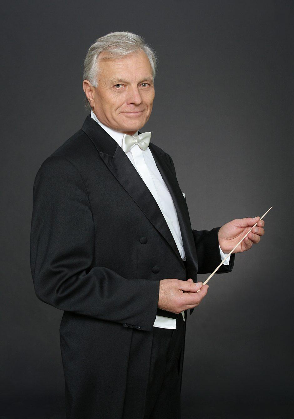 Maestro P. Bingeliui – 75-eri (išskirtinis interviu)