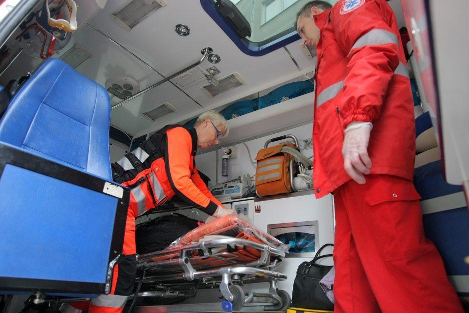 Joniškio rajone per kaimynų konfliktą nukentėjo trys nepilnamečiai